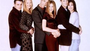 """Fã de """"Friends""""? Já há data para o regresso da série ao ecrã"""