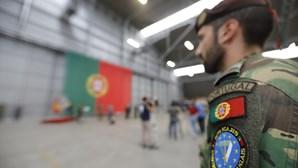 Militares portugueses reivindicam valorização salarial e revisão dos estatutos