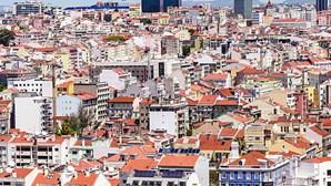 Investimento imobiliário cresceu 57% no 2.º trimestre para 351 milhões de euros
