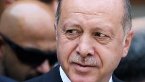 Presidente turco chega hoje a Angola para visita de três dias