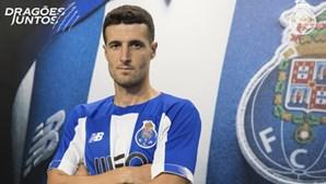 Marcano é reforço do FC Porto