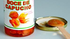 Capuchos dos Açores transformados numa compota cheia de sabor