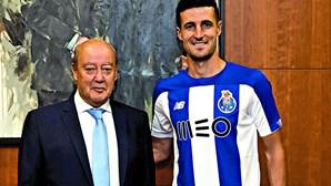 Marcano regressa ao FC Porto por três milhões de euros