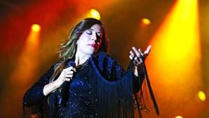 Ana Moura é estrela de festival em Alfama