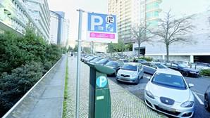 Estacionamento gratuito para profissionais de saúde em Lisboa prolongado até junho