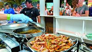 Festival do Marisco em Olhão espera 40 mil pessoas
