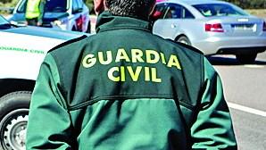 Português detido por furto em Espanha