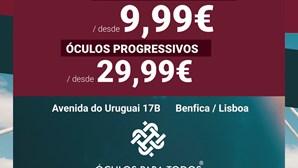 Óculos Para Todos abre loja em Lisboa
