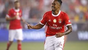 Benfica vence Fiorentina com golo de Caio Lucas nos descontos