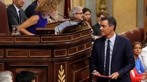 Sánchez volta a falhar investidura e deixa Espanha à beira de eleições