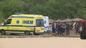 Jovem de 14 anos morre afogado na praia fluvial do Azibo em Macedo de Cavaleiros