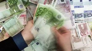 Notas de euros não representam grande risco de contágio do coronavírus, esclarece o BCE