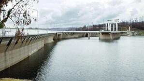 Albufeiras com menos água no fim de julho