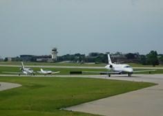Aeroporto de Addison, no Texas