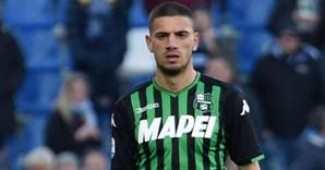 Juventus anuncia contratação de ex-'leão' Demiral