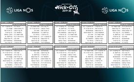 Calendario Primeira Liga.Benfica Fc Porto Joga Se A 25 De Agosto Sporting Fc Porto