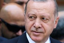 Presidente da Turquia, Recep Tayyip Erdogan