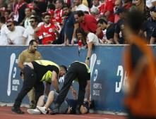 Benfica esmaga Académica no jogo de pré-época em Coimbra