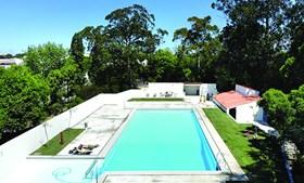 Quinta da Conceição, em Leça da Palmeira