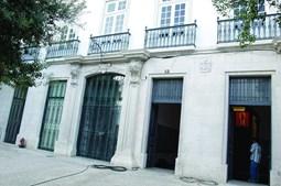 Ordem dos Advogados tem a sede em Lisboa