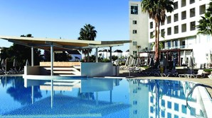 Marina Nova Lounge, em Tavira