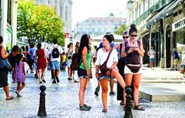 Agosto é um mês preferido pelos portugueses para gozar o período de férias