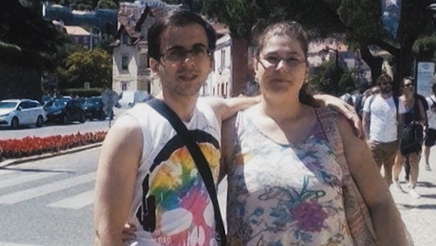 Iuri Mata e Diana Fialho