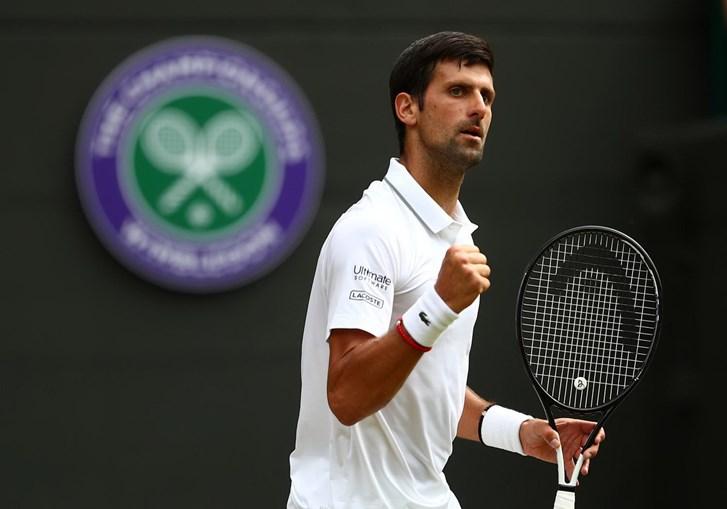 Djokovic qualifica-se para a quarta ronda de Wimbledon