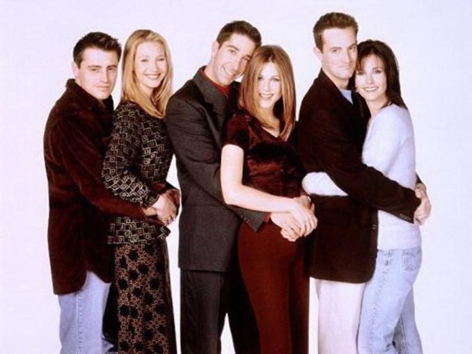 Série 'Friends'