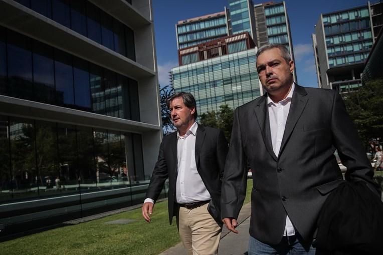 Bruno de Carvalho novamente no Campus de Justiça