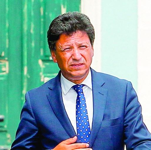 José Artur Neves, secretário de Estado da Proteção Civil foi autarca em Arouca