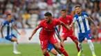 Derrota do FC Porto frente ao Gil Vicente mancha estreia dos dragões no campeonato