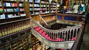 Livraria Lello apela a que livros passem a ser objeto de prescrição médica