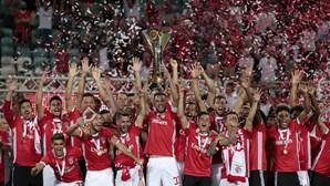 Dérbi entre Benfica e Sporting no Algarve foi visto por 2,1 milhões de pessoas