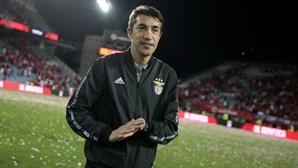 Benfica arranca participação na Taça depois da 'nega' de Bruno Fernandes