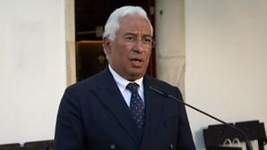 António Costa convoca reunião do gabinete de crise sobre a greve dos motoristas