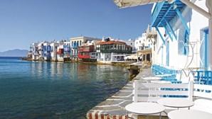 Mikonos: Ilha de mil encantos no mar Egeu