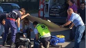 Homem em estado grave após atropelamento em Chaves