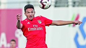 Gonçalo Ramos espreita lugar no 'onze' do Benfica
