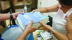 """Devolução dos manuais escolares para reutilizar arranca """"já"""", anuncia ministério da Educação"""