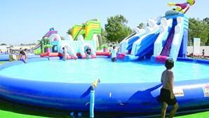 Parque aquático Splash Seixal vai continuar no próximo ano