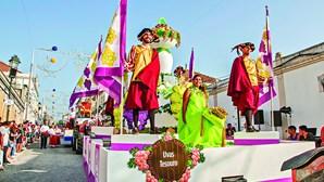 Palmela em festa celebra a tradição da Festa das Vindimas