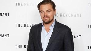 Leonardo DiCaprio doa quase 5 milhões de euros para os incêndios na Amazónia