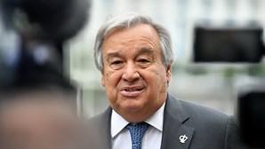 Guterres é empossado para segundo mandato à frente da ONU em 18 de junho