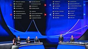Sorteio suave na fase de grupos da Liga dos Campeões dá esperança ao Benfica