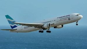 Governo de São Tomé repudia ameaças da companhia aérea EuroAtlantic