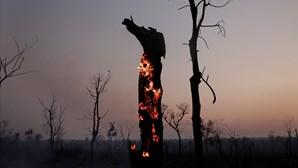 UE aciona mecanismo de proteção civil para auxiliar Bolívia no combate aos incêndios