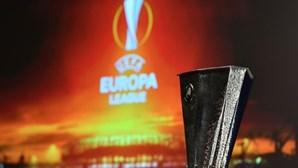 O sorteio completo da fase de grupos da Liga Europa