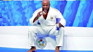 Jorge Fonseca sagra-se bicampeão mundial de judo