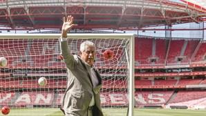 Benfica de Luís Filipe Vieira quer 53 milhões de euros na Liga dos Campeões